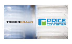 TricorBraun Price Container