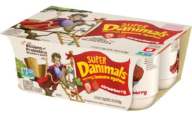 Super Danimals yogurt for immunity