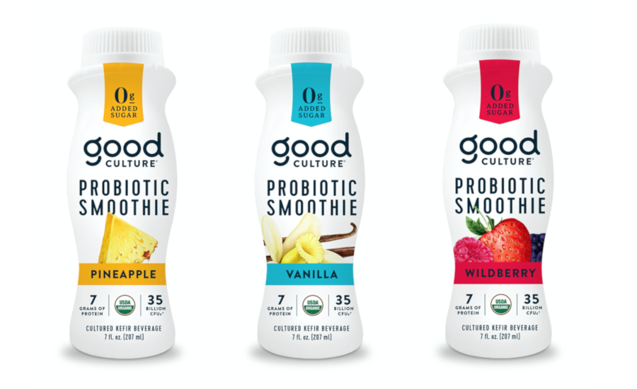 Good Culture Probiotic Smoothie