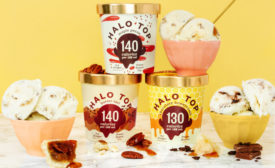 Halo Top Creamery Canadian flavors