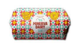 Minerva Dairy 1-pound butter