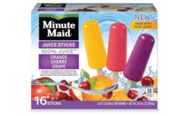 Minute Made juice sticks