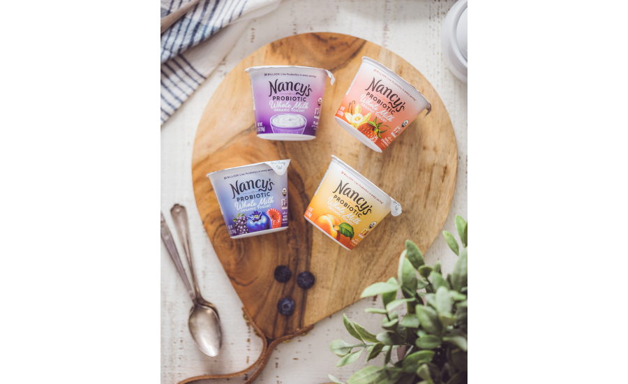 Nancys Probiotic Foods yogurt