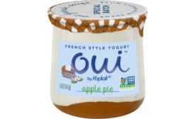 Oui by Yoplait fall flavors General Mills