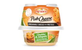 President pub cheese