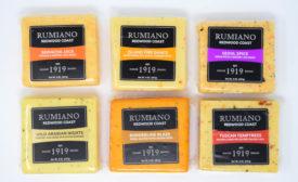 Rumiano Cheese Company Redwood Coast line