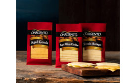 Sargento Reserve Series slices