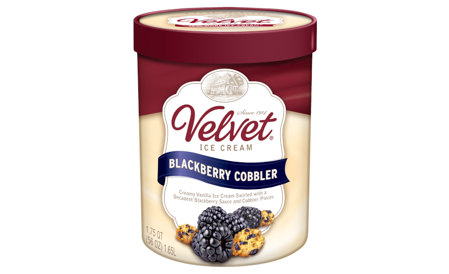 Velvet Ice Cream new flavors