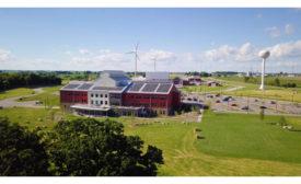 Organic Valley solar energy