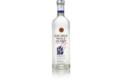 Bacardi Wolf Berry Chill - Feature