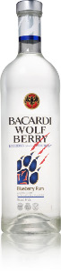 Bacardi Wolf Berry Chill