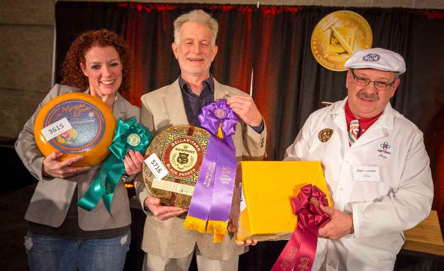 2017 US Cheese champions