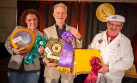 Sartori Company U.S. Championship Cheese Contest winners