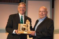 Fritz Leeman Mike Reidy NCI Laureate award Dairy Forum 2015