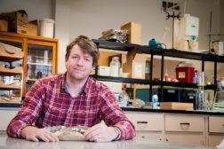 OSU researcher Gerd Bobe