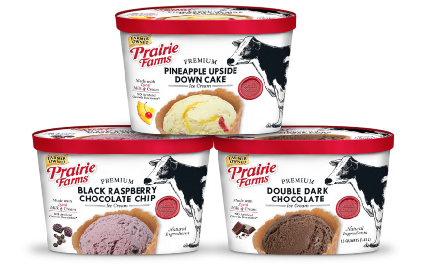 Prairie Farms Ice Cream Month Sweeps