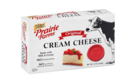 Prairie Farms cream cheese
