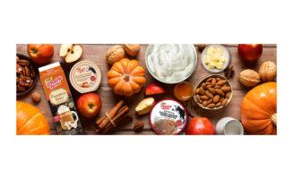 Prairie Farms Fabulous Flavors of Fall campaign
