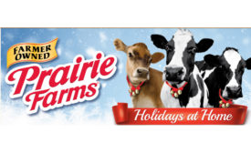 Prairie Farms Holidays at Home sweepstakes