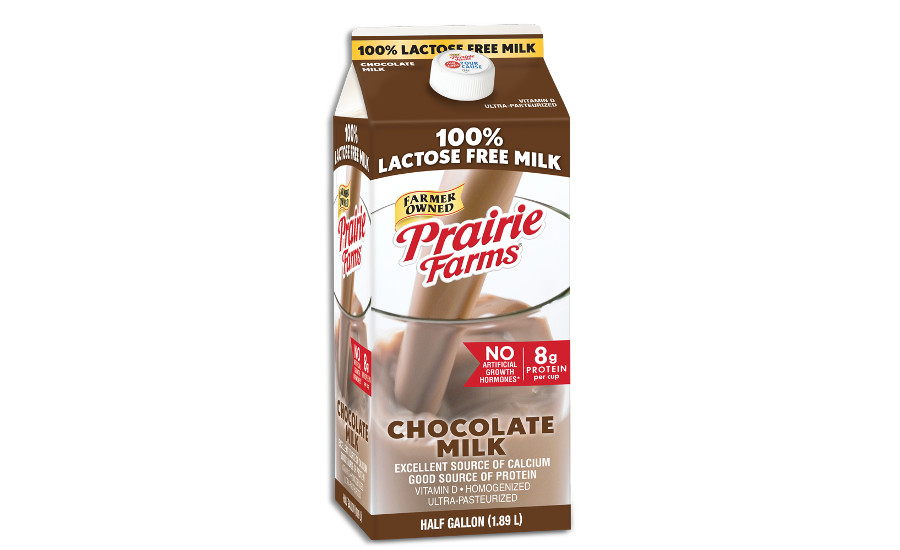 Prairie Farms Lactose-Free Chocolate Milk