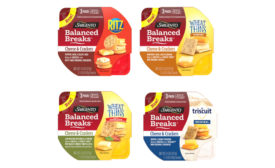 Sargento Balanced Breaks cheese and crackers snacks
