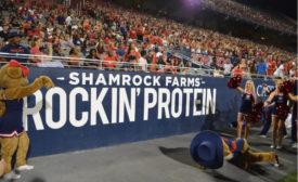 Shamrock Farms Rockin Protein partnership