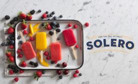 Solero frozen fruit bars