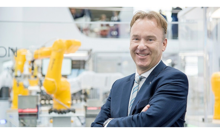 Gerald Vogt becomes new CEO of the Stäubli Group