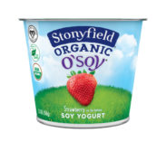 Stonyfield soy yogurt recalled