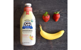 Moola Strawberry Bananamilk