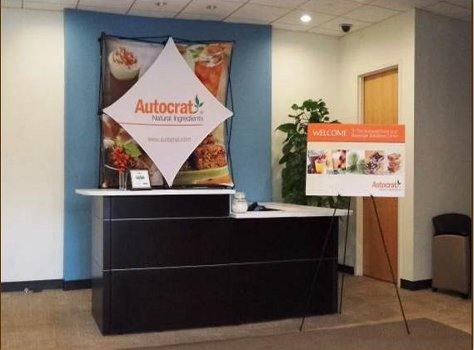 Autocrat Natural Ingredients, Lincoln, R.I., opened a research and development lab