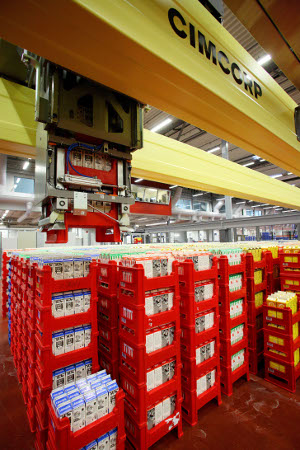 Kroger selects new automated storage and picking system by