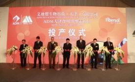 ADM Tianjin plant opening