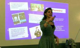 Julia Sotera, director of marketing services for Tetra Pak Americas