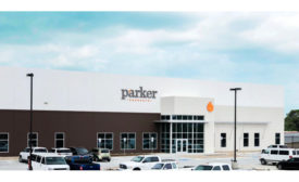 Parker Products new Fort Worth, Texas plant