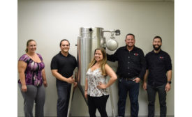 Specialty Food Process Technologies Wisconsin team
