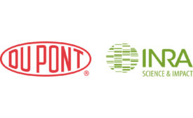 DuPont partners with INRA logo