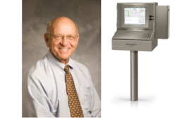 George Hutson, the president of ProSpect Analytical Technology, will present a seminar at ProFood TEch