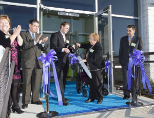 Flavorchem Ribbon Cutting