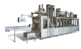 Bosch dairy filling equipment is EHEDG-approved
