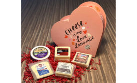 Wisconsin Cheese Valentines Day Cheese Box