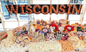 Worlds Largest Cheeseboard