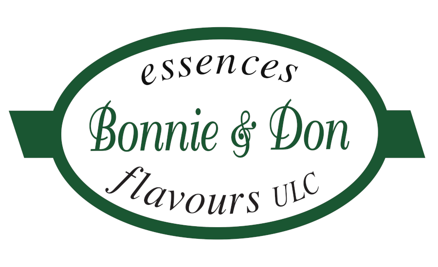 Bonnie and Don Flavours logo