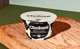 Chobani charity flavor AFT