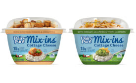 DairyPure savory MixIns cottage cheese