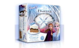 Frozen Rich Product Carvel ice cream cake