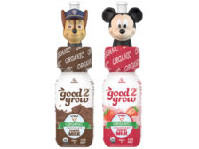 Good2grow organic kids milk