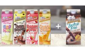 Hiland Dairy Seasonal Flavors