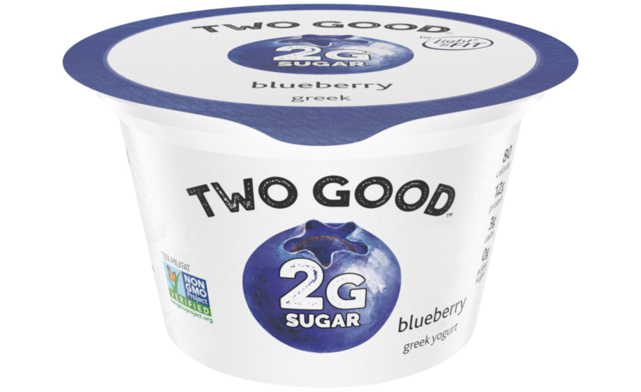 Danone Two Good Greek Yogurt