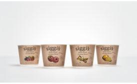 Siggis nondairy yogurt alternative